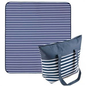Mata piknikowa + torba - Summer Cool Bag