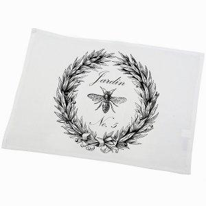 Serweta / podkładka French Home - Jardin - biała
