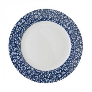 Laura Ashley BLUEPRINT - talerz śniadaniowy 20 cm - SWEET ALLYSUM