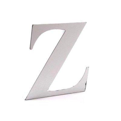 Litera dekoracyjna duża - Z - biała