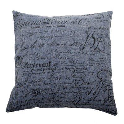 Poduszka dekoracyjna - Script