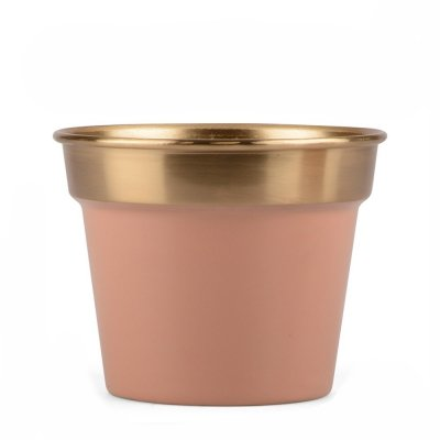 Doniczka Gold - 13 cm