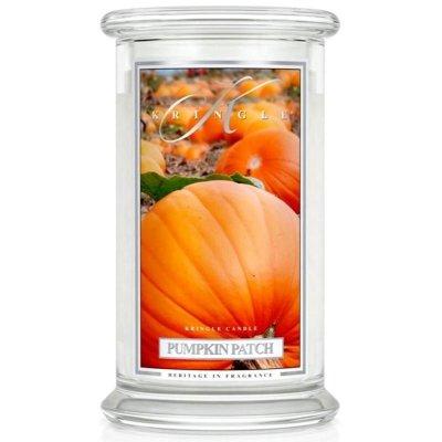 PUMPKIN PATCH - świeca zapachowa KRINGLE CANDLE - 100 godzin