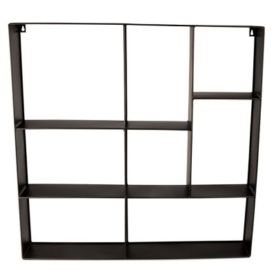 Półka metalowa - 70x11,5x70 cm
