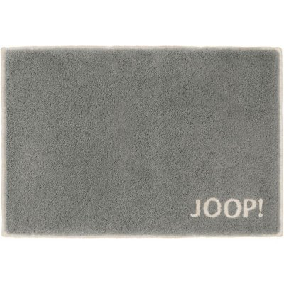 Dywanik łazienkowy Joop! Classic - beżowo-szary
