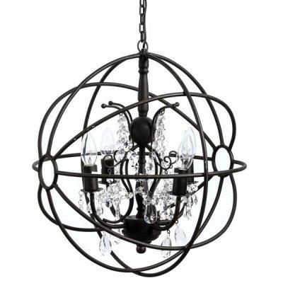 Lampa sufitowa Belldeco - Nero - Obręcze