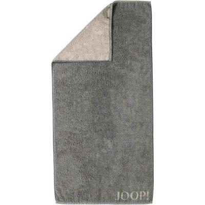 Ręcznik Joop! Classic Doubleface - szaro-beżowy