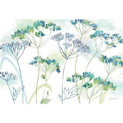 Podkładka na stół Cala Home - Wildflowers - 28,5x43 cm