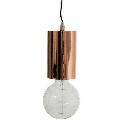 Lampa sufitowa - Kopparbo - miedziana