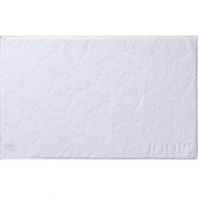 Mata łazienkowa Joop! Uni Cornflower - biała