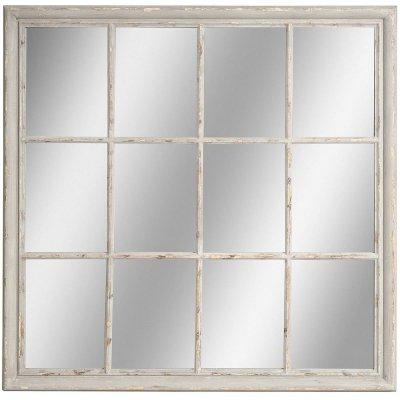 Lustro okno Belldeco Grigio - 120 cm