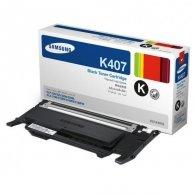 Samsung oryginalny toner CLT-K4072S, black, 1500s, Samsung CLP-320, CLP-325, CLX-3185