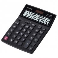Kalkulator Casio, GZ 12S, czarna