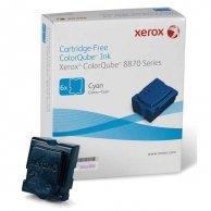 Xerox tusz 108R00958, cyan, Xerox ColorQube 8870 6szt/op
