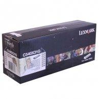 Lexmark oryginalny developer C540X31G, black, 30000s, Lexmark X544x