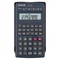 Kalkulator Sencor, SEC 185, czarna, szkolny, dziesięcio cyfrowy