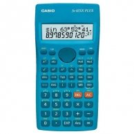Kalkulator Casio, FX 82SX PLUS, niebieska