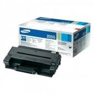 Samsung oryginalny toner MLT-D205S, black, 2000s, Samsung ML-3310, ML-3710, SCX-4833, 5637, 5737