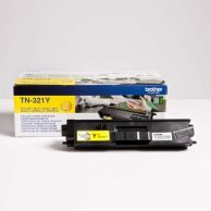 Brother oryginalny toner TN-321Y, yellow, 1500s, Brother HLL-8350CDW,HLL-9200CDWT