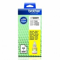 Brother oryginalny ink BT-5000Y, yellow, 5000s, Brother DCP T300, DCP T500W, DCP T700W