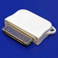 Redukcja 30pin(apple)-USB(micro), M/F, No Name