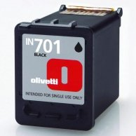 Olivetti oryginalny ink B0631, black, 450s, 11ml, Olivetti LINEA/ OFFICE/ OFFICE WIFI/ PHOTO SIMPLE- WAY