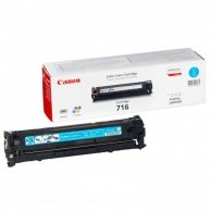 Canon oryginalny toner CRG716, cyan, 1500s, 1979B002, Canon LBP-5050, 5050n, MF-8050