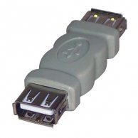 Złączka USB(A)-USB(A), No Name