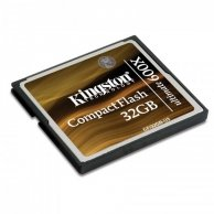 Kingston Compact Flash Card Ultimate, 32GB, CF/32GB-U3, 600x, High Speed, do archiwizacji danych