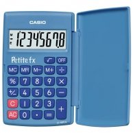 Kalkulator Casio, LC 401 LV BU, niebieska