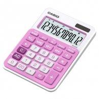 Kalkulator Casio, MS 20 NC, różowa