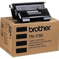 Brother oryginalny toner TN1700, black, 17000s, Brother HL-8050N