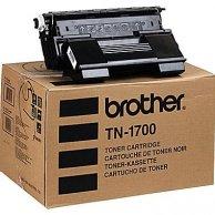 Brother oryginalny toner TN1700, black, 17000s, Brother HL-8050N