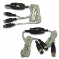 Redukcja Audio, USB(A)-5pin (2x), M/F, No Name