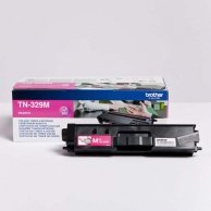 Brother oryginalny toner TN-329M, magenta, 6000s, Brother HLL-8350CDW,HLL-9200CDWT