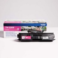 Brother oryginalny toner TN-326M, magenta, 3500s, Brother HLL-8350CDW,HLL-9200CDWT