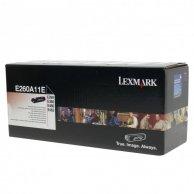 Lexmark oryginalny toner E260A11E, black, 3500s, return, Lexmark E260, E360, E460