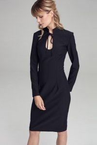 Sukienka cs42 - czarny - CS42