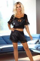 Raquel set black