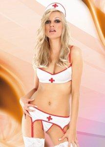 xAlice - white pielęgniarka