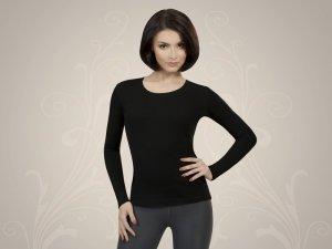Martina koszulka czarny