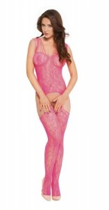 Appia - Pink 6367 bodystocking