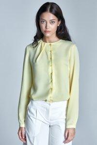 Bluzka - żółty - B63