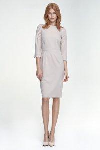 Sukienka Tracy - beż - S80
