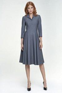 Sukienka Sue - szary - S78