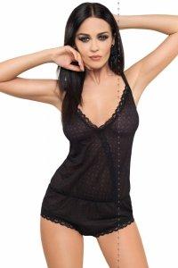 Gorsenia Be Glamour BG001 kombinezon piżama