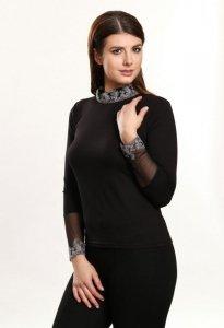 Inez bluzka czarny
