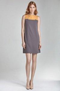 Sukienka - mocca - S25