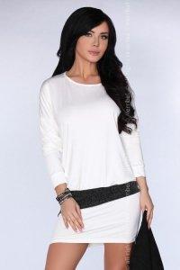 CG007 White sukienka