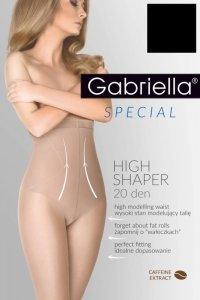 Gabriella High Shaper 20 DEN code 718 rajstopy korygujące